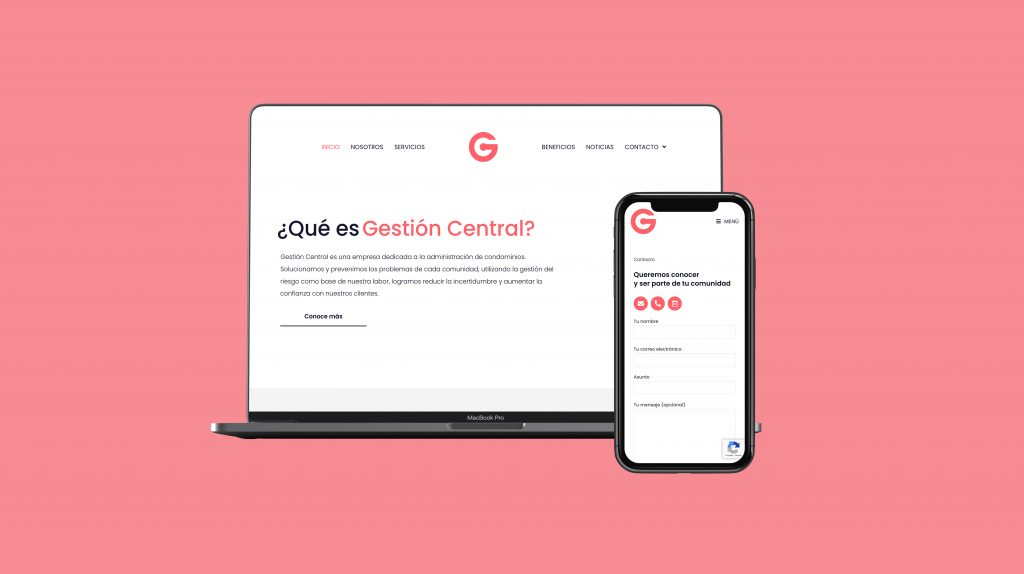 Gestion central